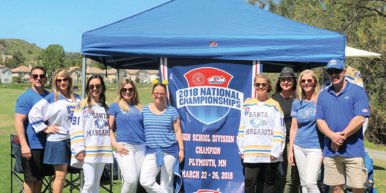 Santa Margarita Catholic High School Raises $290,563  at Annual Eagle Classic Golf Tournament