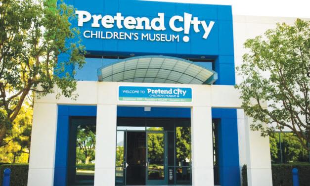 PRETEND CITY CELEBRATES 10 YEARS OF PLAY IN IRVINE